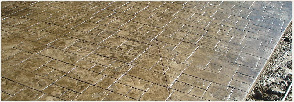 Stamped Concrete Calgary | Decorative Custom Concrete Services